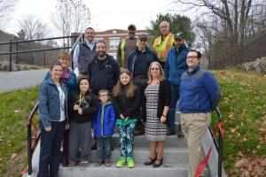 Safe Routes to School group Photo